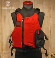 ☆SALE25%オフ☆ KOKATAT PFD OutFIT RED