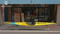 TRAK KAYAKS 2.0 Yellow with Light Blue