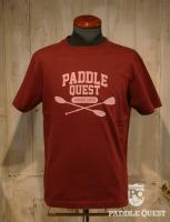 PADDLE QUEST College Design T-Shirt