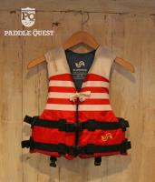 BLUESTORM PFD YOUTH Red