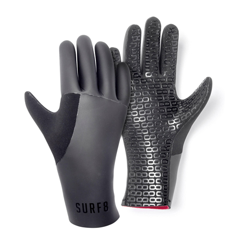SURF8 2.0mm Palm Jersey Glove