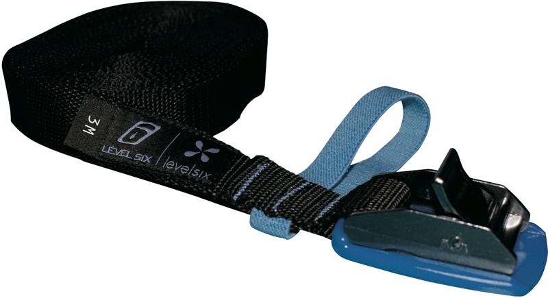 LEVEL SIX Tie Down Strap 3m