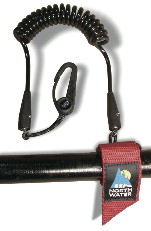 NorthWater Coiled Paddle Leash