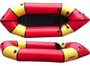 Frontier Packraft HB-250 Red / Yellow