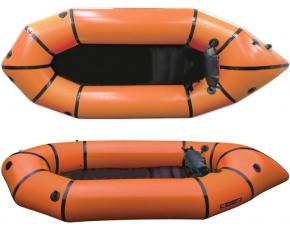 Frontier Packraft CW-250 Orange