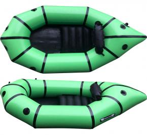 Frontier Packraft CW-180 Light Green