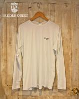 2020 LEVEL SIX Men's Coastal Long Sleeve White