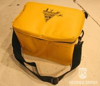 SEATTLE SPORT SOFT FROST PACK COOLER 19QT Yellow