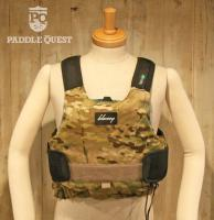 ☆SALE☆ 2018 BLUEEQ SUP PFD X-PAC Green Camo 10%オフ!