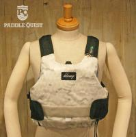 ☆SALE☆ 2018 BLUEEQ SUP PFD X-PAC White Camo 10%オフ!