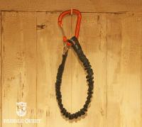 LEVEL SIX Shock Leash with Carabineer