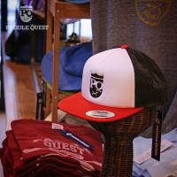 PADDLE QUEST Original  Trucker Hat Red/Black/White