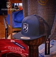 PADDLE QUEST Original  Trucker Hat Navy