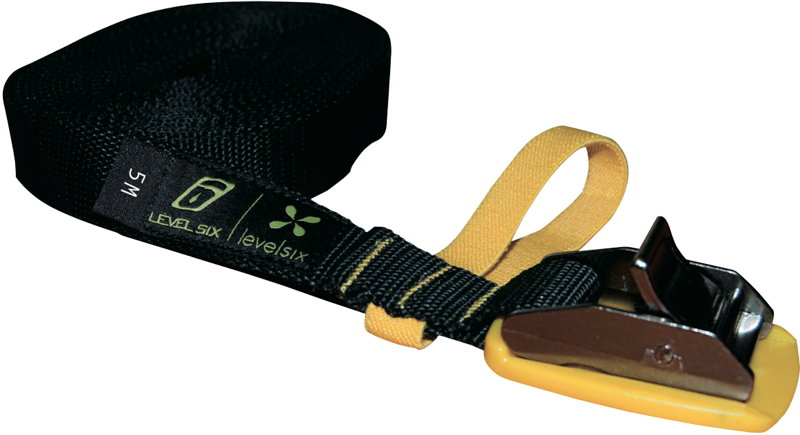 LEVEL SIX Tie Down Strap 5m
